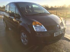 BARGAIN! Renault modus, full years MOT, low miles, ready to go