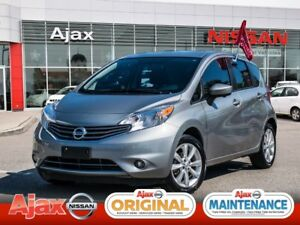 2015 Nissan Versa Note 1.6 SL*Navigation*Back Up Camera