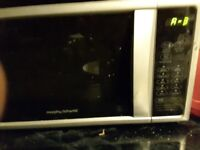 Microwave morphy Richards oven
