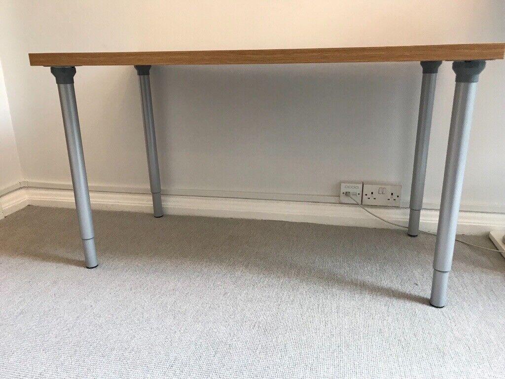 IKEA Linnmon/Olov desk table   in Holborn, London   Gumtree