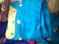 selection of indian womens clothes etc, open to offers