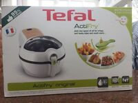 Tefal Actifry, used once, £75