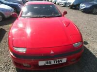 MITSUBISHI UNKNOWN 3000 GT NON TURBO AUTOMATIC 92K FULL RECENT RESPRAY (MANUFACTURED 1993) 2003