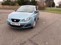 Seat Ibiza S A/c 1.2 Petrol with full year MOT no Advisory