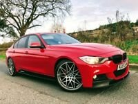 OWN THIS CAR TODAY FOR £69 A WEEK PAY NOTHING UNTIL JAN 2018*2013 BMW 320D Efficient Dynamics