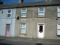 CENTRAL UNFURNISHED TWO BED HOUSE WITH GAS HEATING - JAMES STREET NEWTOWNARDS