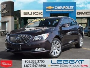 2015 Buick LaCrosse CXL/AWD/LEATHER GROUP