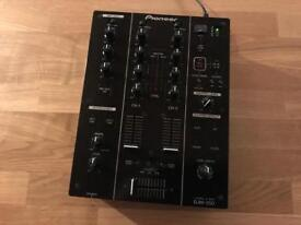 Pioneer DJM 350 DJ Mixer - Mint Hardly Used ( CDJ 350 XDJ 700 )
