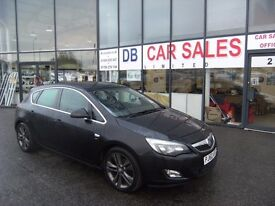 2010 60 VAUXHALL ASTRA 1.7 SRI CDTI 5D 123 BHP **** GUARANTEED FINANCE ****