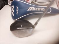 Golf clubs (Drivers & Woods) Mizuno, Titleist, Callaway, King Cobra, Taylormade & Slazenger.