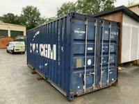 20ft Shipping Container, Choice of 3