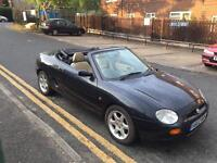 MGF 1.8 CONVERTIBLE LONG MOT GREAT CAR
