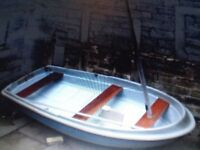 1980s ocean going sailing boat