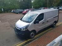 Vauxhall Vivaro Business Edition 2015 may part exchange