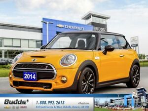 2014 Mini Hatch Cooper S SAFETY AND RECONDITIONED