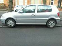 Volkswagen polo match 1.4 1 month Mot - spares or repair