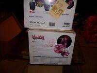 2 Prosound Vango disco lights