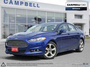 2016 Ford Fusion SE REMOTE START--NAV-LOW PRICE