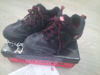 Lee Cooper safety shoes boots UK 5