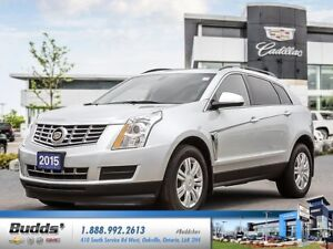 2015 Cadillac SRX 2.99% for up to 60 months O.A.C.!