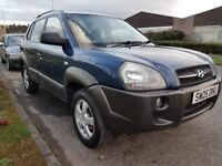 Hyundai Tucson 2.0 GSI 4X4.. Low Miles .. Service History .. Towbar Fitted .. Good Condition.