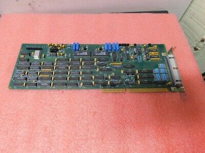 Dataacq Ez-21 Rev M 16 Bit Isa Data Acquisition Card Expansion Board - 12650