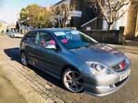 Honda Civic Ep3 Type R Facelift 2005 Premier Addition Manual Cosmic Grey Recaros not vxr st evo