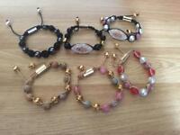 Shambala bracelets qty 105 for sale