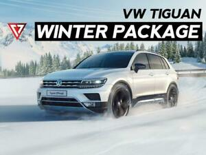 VW Tiguan Winter TIRE + WHEEL Package - T1 MOTORSPORTS Ontario Preview