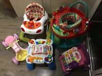 Baby activity items