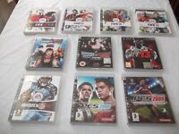 10 PLAYSTATION 3 GAMES IN EXCELLENT CONDITION