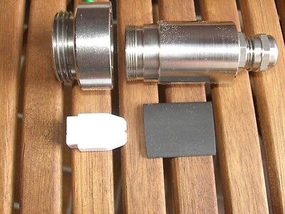 ROTA IMMERSION LAMP UVC Mounting Kit Stainless Steel Nuts Type C Spare Part