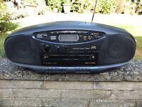 JVC RC-X70 Radio / Tape and CD player