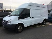 Ford Transit MWB High Roof 12 plate