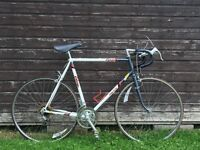 Raleigh men's road bike 1985