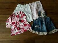 Bundle of baby girl clothes Next