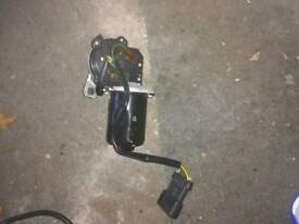 Vauxhall front wiper motor
