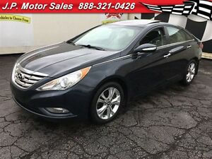 2012 Hyundai Sonata Limited, Automatic, Navigation, Leather, Pan