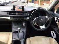 Lexus CT 200h 1.8 SE-L Premier