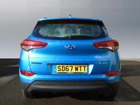 Hyundai Tucson CRDI SE NAV BLUE DRIVE (blue) 2017-09-30