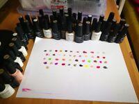 Gel polish 46 colors