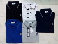 Stone Island Short Sleeve Polo Shirt for men (Wholesale Only)