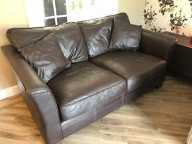 Leather Sofa's 2&3 Seater