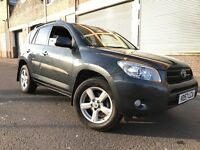 Toyota RAV 4 2008 2.0 XT-R Station Wagon 5 door 1 OWNER, FULL SERVICE HISTORY, SUNROOF, BARGAIN