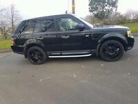 2006 55 range rover sport 2.7 tdv6 automatic full 2012 spec faultless jeep