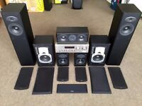 BIG SOUND SYSTEM - VERY POWERFUL - HOME CLEARENCE BARGAIN