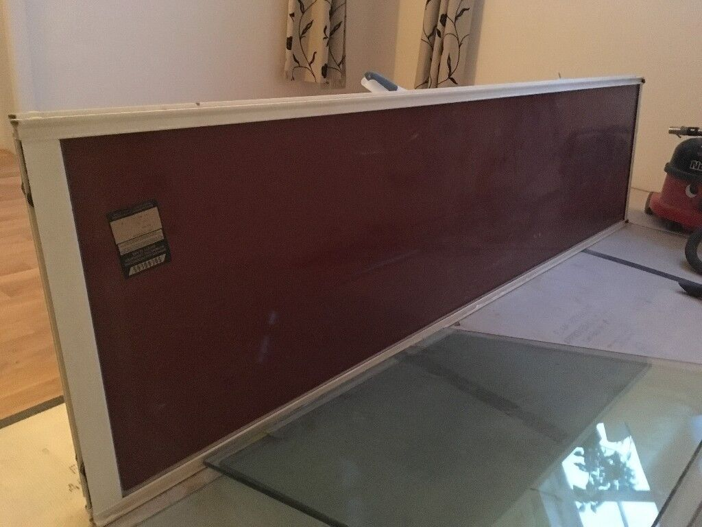 2 mirror sliding doors that used to be part of of a wall wardrobe