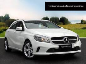 Mercedes-Benz A Class A 200 D SPORT (white) 2016-10-13