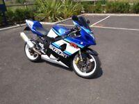 SUZUKI GSXR 600 K5 - 12 Months MOT - Super Sport Bike - For Sale