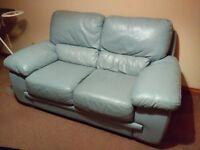 Torquise sofa